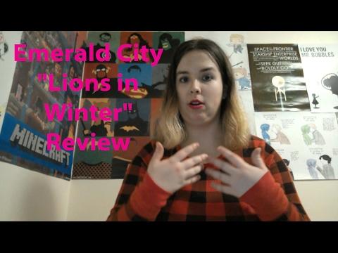 Emerald City Season 1 Episode 8 Review