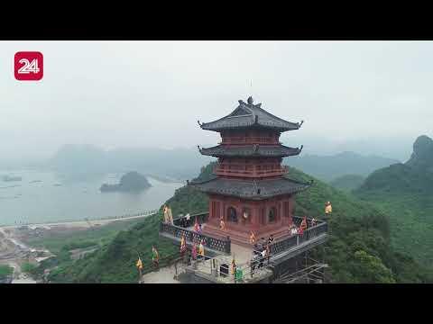 Ngắm nhìn chùa Tam Chúc, ngôi chùa lớn nhất thế giới qua góc nhìn trên cao @ vcloz.com