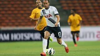 Video Malaysia XI vs Tottenham Hotspur 1-2 All Goals & Highlights AIA Cup 27.05.2015 MP3, 3GP, MP4, WEBM, AVI, FLV Juli 2018