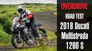 10. Road Test - 2018 Ducati Multistrada 1260 S | OVERDRIVE