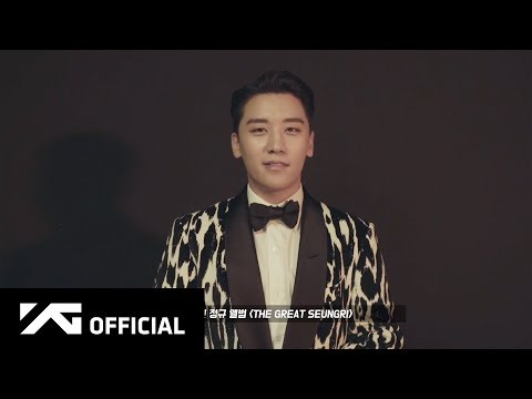 SEUNGRI - 'WHERE R U FROM (Feat. MINO)' M/V BEHIND THE SCENES