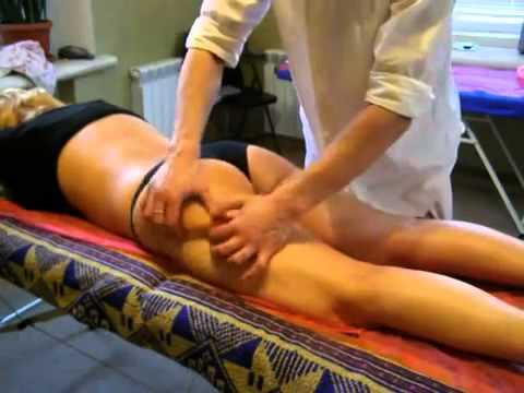 Видеоуроки по антицеллюлитному массажу