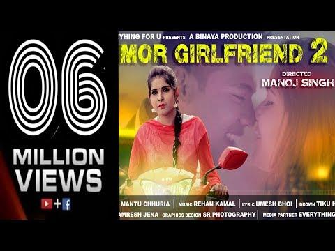 Video MOR GIRLFRIEND 2 SAMBALPURI VIDEO || MANTU CHHURIA || OFFICIAL || 2018 download in MP3, 3GP, MP4, WEBM, AVI, FLV January 2017