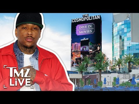 YG Arrested For Casino Robbery | TMZ Live