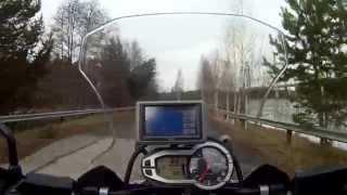 10. Triumph Tiger Explorer walk around and first ride spring 2014.