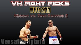 Nonton Ufc 211  Miocic Vs Dos Santos 2 Main Card Full Fight Predictions Picks Analysis Film Subtitle Indonesia Streaming Movie Download