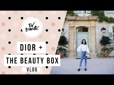 Na França Com Dior E The Beauty Box - Perfumes, Maquiagem E Skincare  - TV Beauté | Vic Ceridono