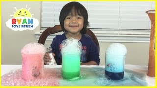Top 5 Science Experiments you can do at home for kids!