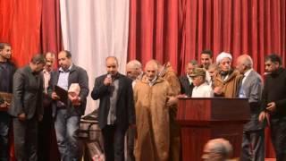 بوسعادة تتذكر الشهداء ووتحتفل بذكرى 61 لآندلاع الثورة التحريرية