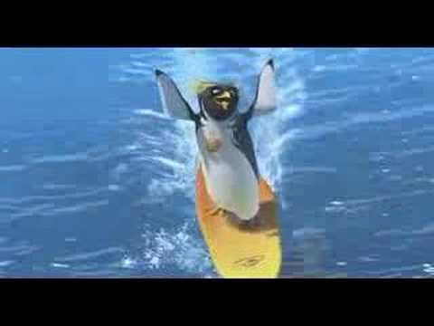 Surf's Up - 2007 - Tá Dando Onda - Trailer