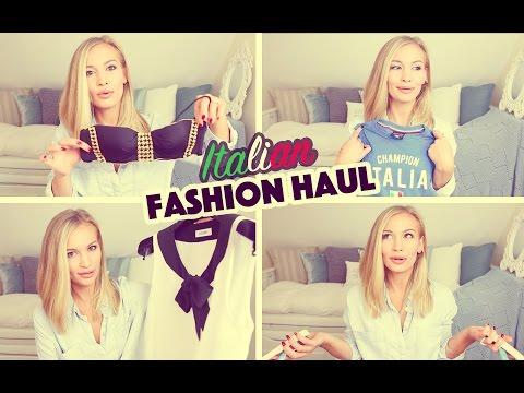 Designer Fashion Haul!   Moschino, La Perla, Juicy Couture