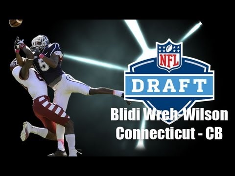 3º Round - pick #70 - Blid Whre-Wilson (CB)