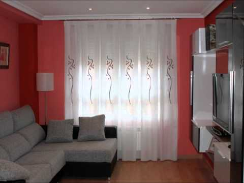 Cortinas modernas para salon videos videos - Cortinas modernas salon ...