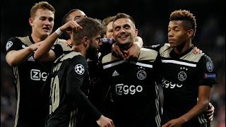 Real Madrid vs Ajax [1-4], Champions League, Round of 16 Stage, 2019 - MATCH REVIEW