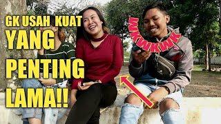Video keceplosan... gak usah KUAT yang penting LAMA!! | Sosial Eksperimen Indonesia. MP3, 3GP, MP4, WEBM, AVI, FLV Juni 2019