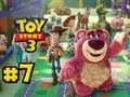 Toy Story 3 The Video game Part 7 Prison Break hd Gamep