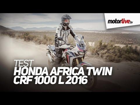HONDA - AFRICA TWIN CRF1000L DCT