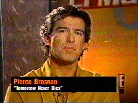 E! Pierce Brosnan Interview