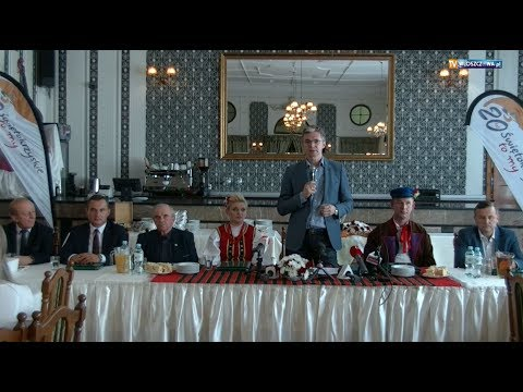 Konferencja prasowa dotycząca Świętokrzyskich Dożynek Wojewódzkich