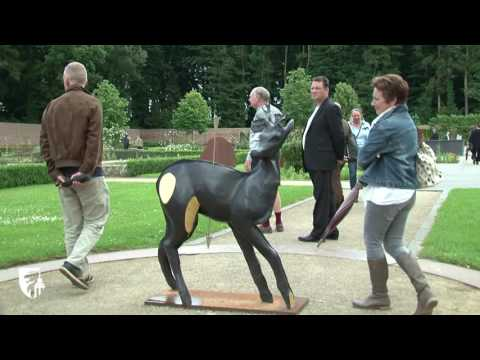 """""""Arts et Métaux"""", une exposition de sculptures monumentales"""