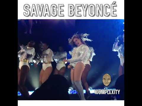 Beyonce Savage - Remix (Mashup)
