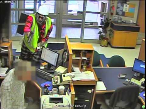 Ottawa - The Ottawa Police Service Robbery Unit is releasing a portion of a video captured at the time of the August 12th Centrepointe Drive bank robbery. The suspect arrived holding an umbrella over...