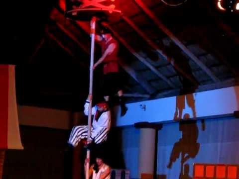 Pirate Show @ Melia Puerto Vallarta