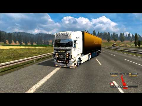 Physics by Ageratus for Scania RS (RJL) BETA