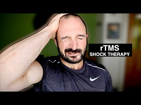 rTMS SHOCK THERAPY (My Experience) | Depression & Anxiety Treatment