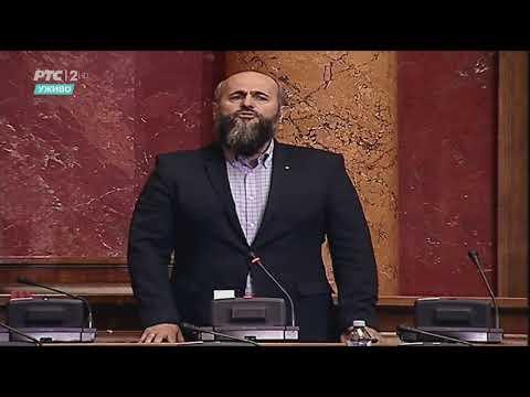 Obraćanje narodnog poslanika dr. Muamera Zukorlića u Skupštini Srbije 14. 05. 2019. godine
