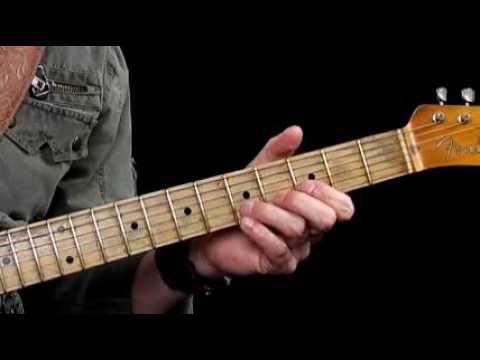 Guitar Lessons – Sweet Notes – G7 Bb7 C7 – R&B Progression