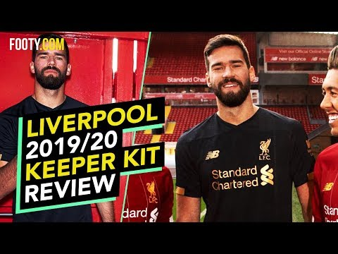 Liverpool's 2019/20 Goalkeeper Kit Is AMAZING | SHIRT REVIEW