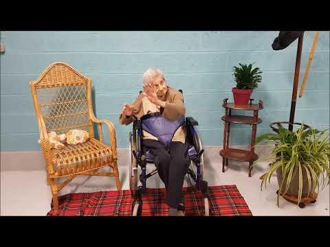 Allez reste film des résidents de l'EHPAD Arc en Ciel du CHRSO juin 2019