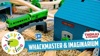 Video Toy Trains for Kids | WE GOT BOCO! IMAGINARIUM ONLY TRACK! Thomas and Friends | Video for Kids MP3, 3GP, MP4, WEBM, AVI, FLV Agustus 2017