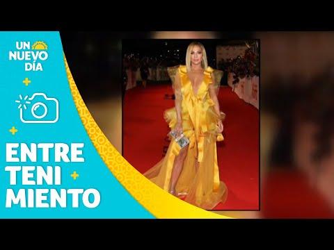 """Jennifer López impacta con su nuevo look en la premier de """"Hustlers""""   Un Nuevo Día   Telemundo"""