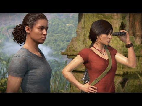 Возвращение домой - Uncharted: The Lost Legacy #2