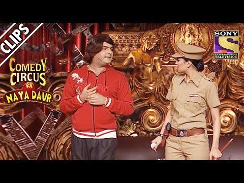Kapil As A Hockey Player | Comedy Circus Ka Naya Daur