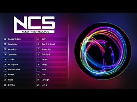 Top 20 Most Popular Songs by NCS | Best of NCS | Most Viewed Songs