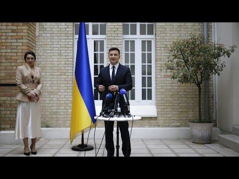 Face à la pression russe, l'Ukraine appelle l'UE à la rescousse