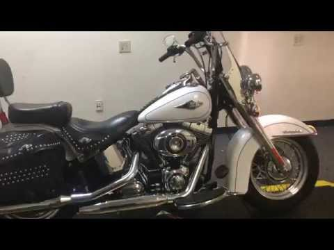 2012 Harley-Davidson Heritage Softail Classic