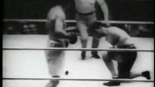 Jack Dempsey Vs Gene Tunney - The Long Count (1927)