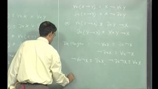 Mod-01 Lec-29 Lecture-29-Laws, Calculation&Informal Proof