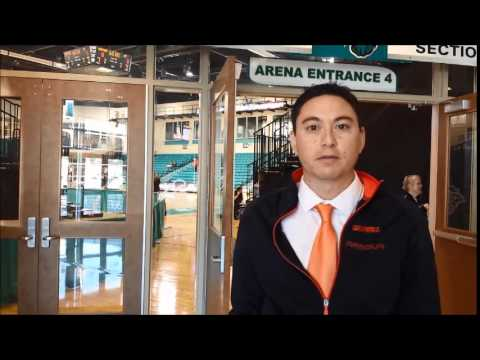 Volleyball vs. Radford - Big South Championship Quarterfinal - 11/20/14
