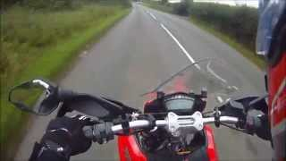 5. 2015 Ducati Hyperstrada - Fast road test / Review