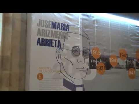 JMA Arizmendiarrieta, 100 años de su nacimiento