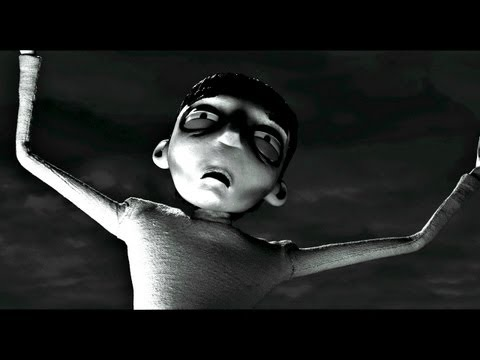 0 Oh oh, le remix musical de Frankenweenie #TimBurton