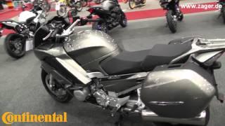 6. Kawasaki 1400 GTR vs. Yamaha FJR 1300 Vergleich - Walk around 2013 - Motorradmesse Oldenburg 2013