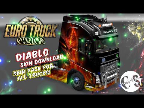 Diablo Skin Pack for All Trucks