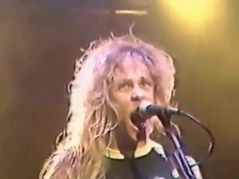 Metallica   Metal Hammer Fest 14 09 1985 (видео)