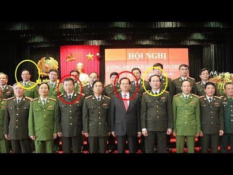 Trung tướng Phan Văn Vĩnh đã khai toẹt ra Trần Đại Quang là thủ phạm cầm đầu đường dây này